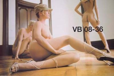 Vanessa Beecroft (Italian, B.1