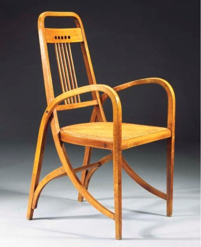 Nr. 511, a bentwood chair