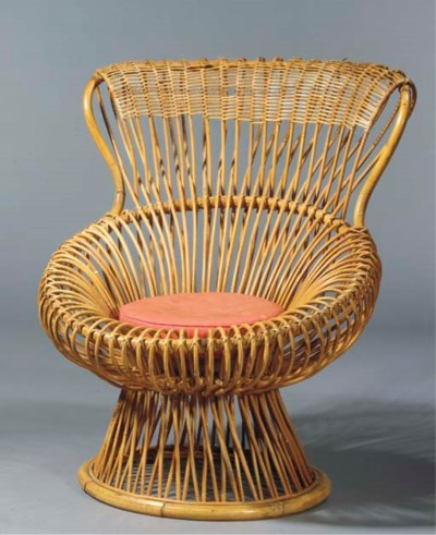 Margherita, a rotan easychair