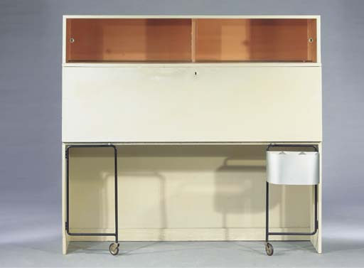 A rare breakfast-cupboard