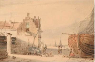 Joseph Bles (Dutch, 1825-1875)