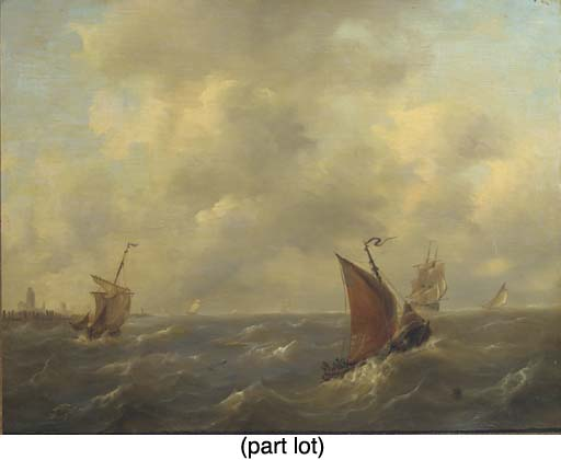 (2) Attributed to Govert van E