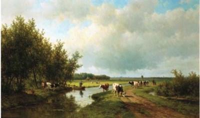 Willem Vester (Dutch, 1824-187