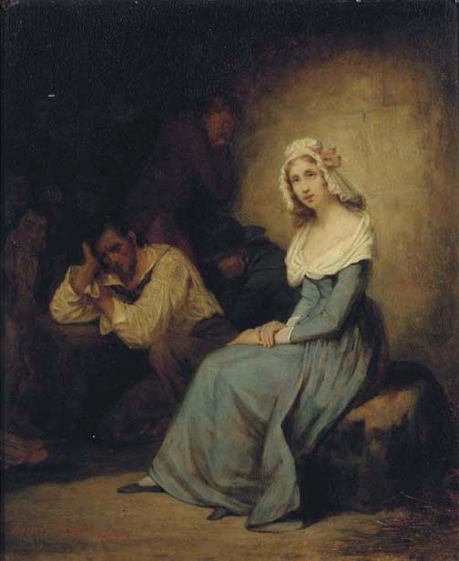 Henri Scheffer (Dutch, 1791-18