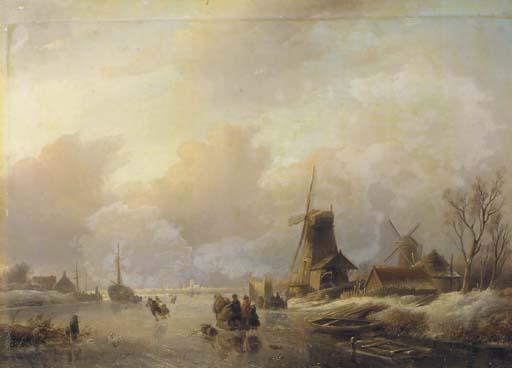 Jan Jacob Spohler (Dutch, 1811