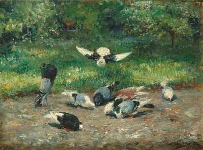 Eugène Joors (Belgian, 1850-19