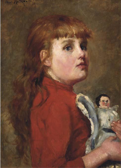 Oscar Halle (Belgian, 1850-192