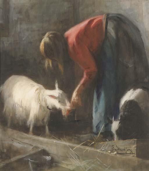 Jacobus Frederick Sterre de Jo