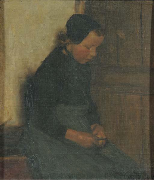 Willy Martens (Dutch, 1856-192
