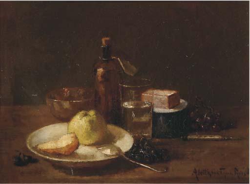 Aletta van Thol-Ruysch (Dutch,