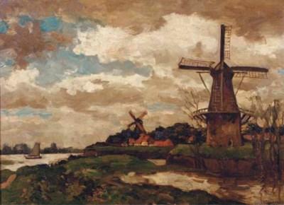 Charles Dankmeyer (Dutch, 1861