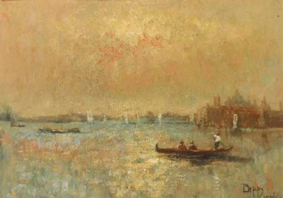 Beppe Ciardi (Italian, 1875-19
