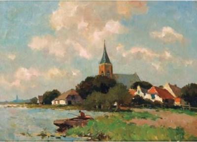 Jan Knikker Jun. (Dutch, 1889-