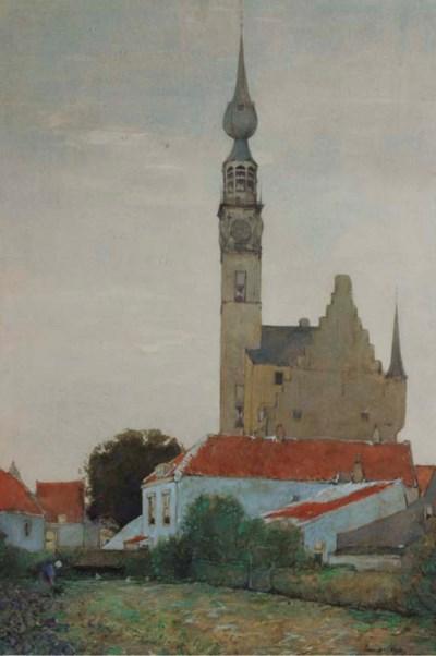 Leendert van der Vlist (Dutch,