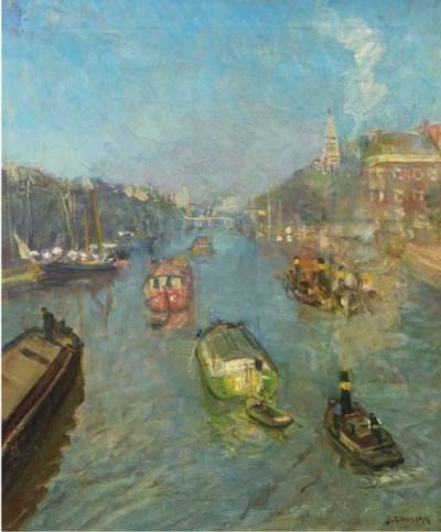 Jan Cossaar (Dutch, 1874-1966)