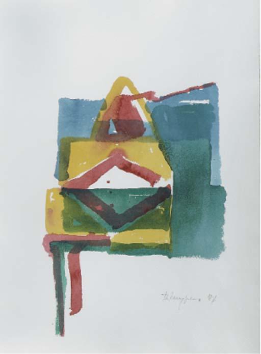 Theo Kuypers (Dutch, b. 1939)