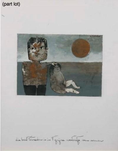 (3) Ans Wortel (Dutch, 1929-19