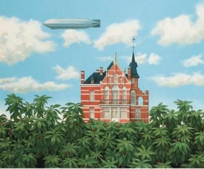 Jan van den Berg (Dutch, b. 19