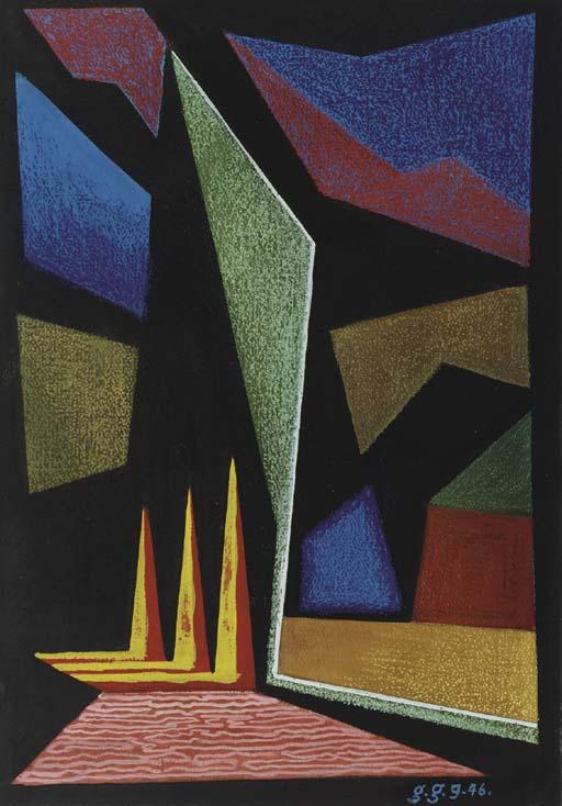 Ger Gerrits (Dutch, 1893-1965)