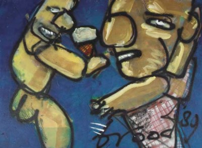 Herman Brood (Dutch, 1946-2001