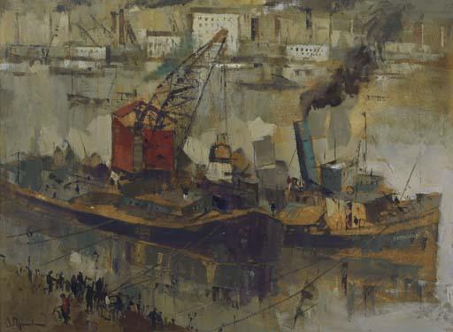Jan Rijlaarsdam (Dutch, b. 191