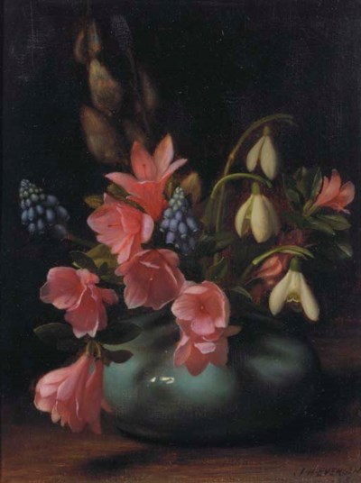 Jan Hendrik Eversen (Dutch, 19