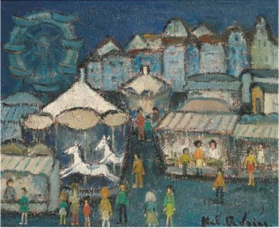 Hubert de Vries (Dutch, 1899-1