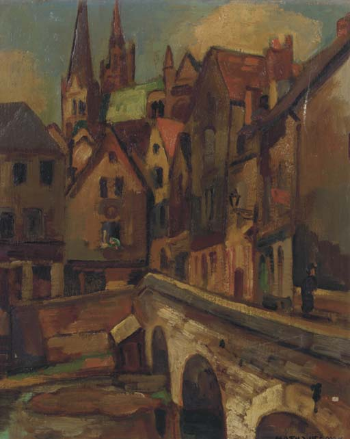 Matthieu Wiegman (Dutch, 1886-