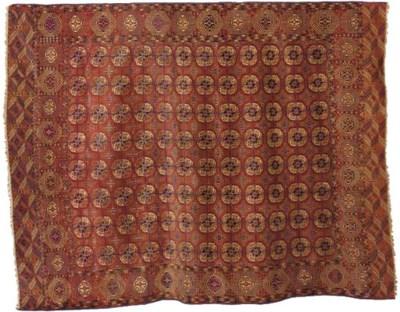 (3)  A BOCHARA CARPET