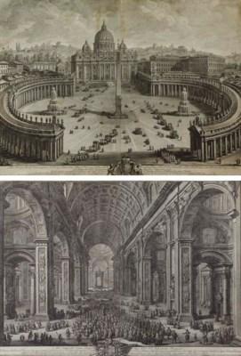 (2) Giuseppe Vasi (1710-1782)