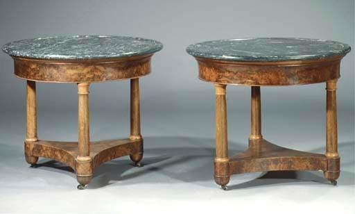 A PAIR OF LOUIS PHILIPPE FIGUR
