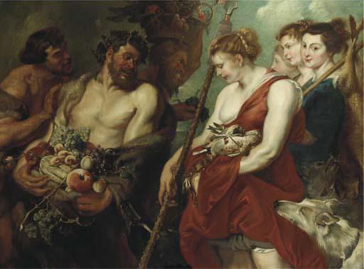 After Sir Peter Paul Rubens an
