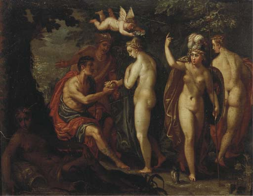 Follower of Joachim Wtewael