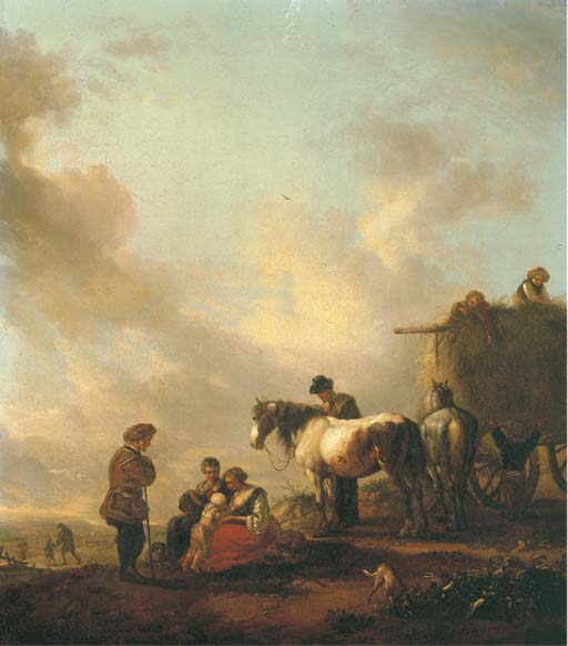 After Philips Wouwerman