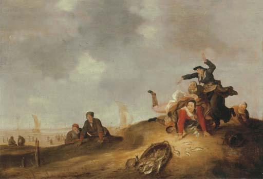 Circle of Cornelis Beelt (Haar
