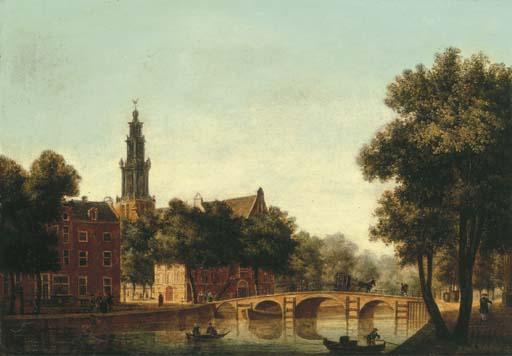 Follower of Jan van der Heyden