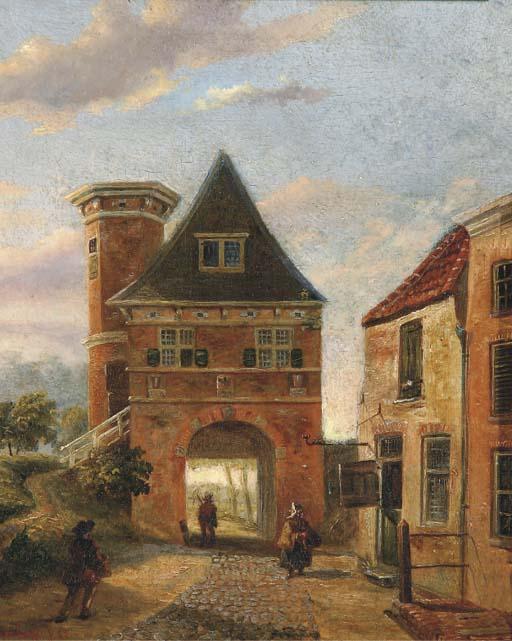 Jacobus van Gorkom Jr. (Dutch,