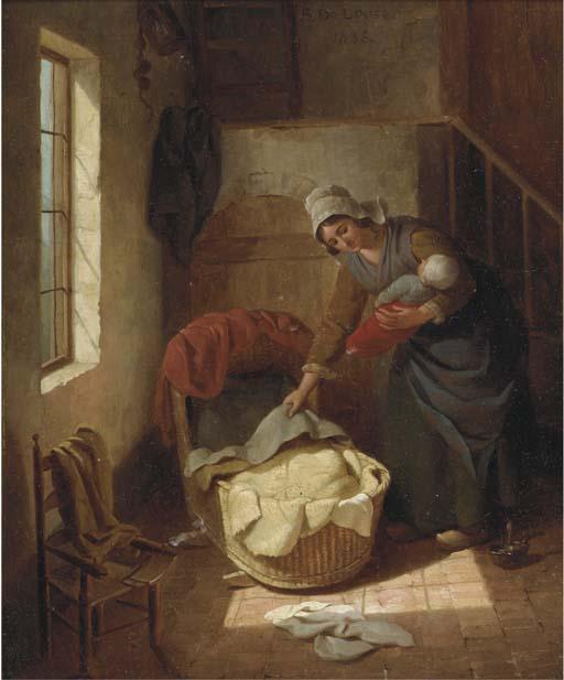 Basile de Loose (Belgian, 1809