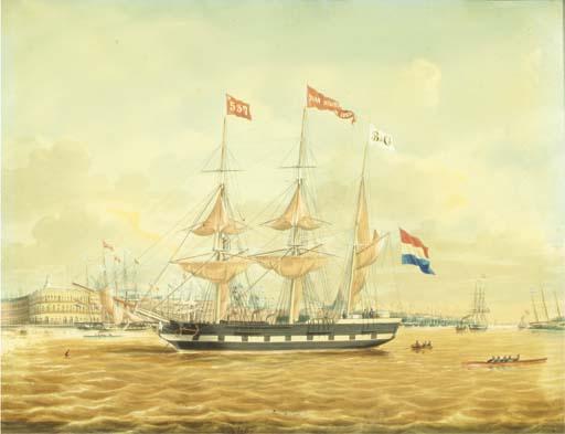 Jacob Spin (Dutch, 1806-1885)