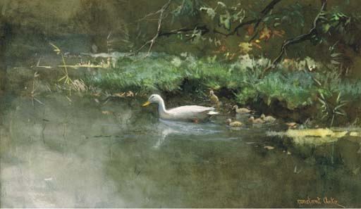 Constant Artz (Dutch, 1870-1951)