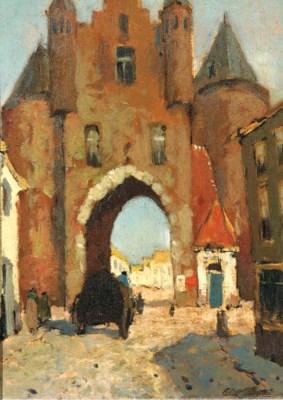 Chris Soer (Dutch, 1882-1961)