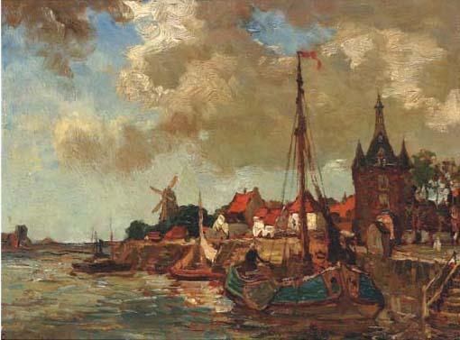 Charles Dankmeijer (Dutch, 186