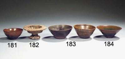 Two Jianyao tea bowls