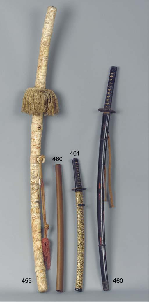 A sword, katana
