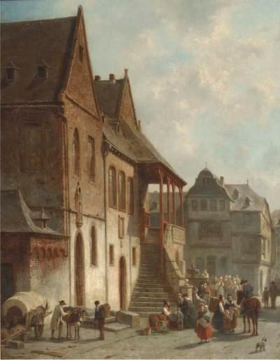 Jacques Carabain (Belgian, 183
