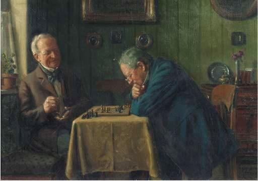 Max Barascudts (German, 1869-1