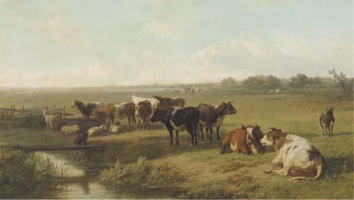 Jan Bedijs Tom (Dutch, 1813-18