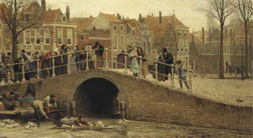 Gerke Henkes (Dutch, 1844-1927