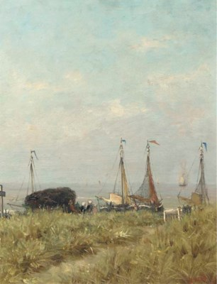 Hendrik Willem Mesdag (Dutch,