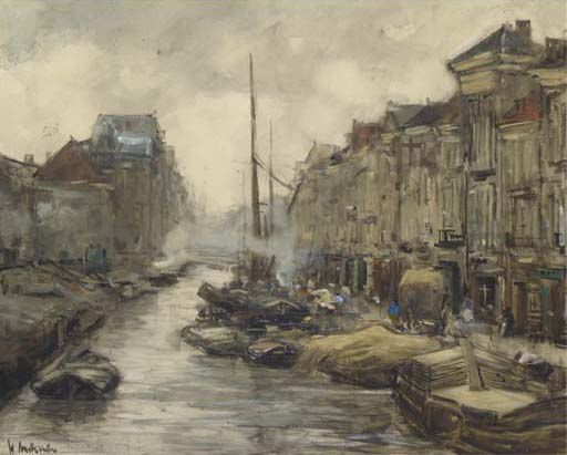 Floris Arntzenius (Dutch, 1864